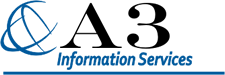 A3 Information Services Logo